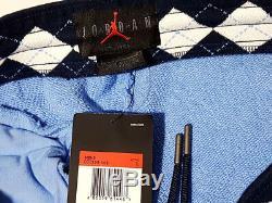 Nike Air Jordan Large NRG UNC North Carolina Tar Heels Basketball Shorts CD0133