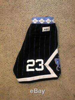 Nike Air Jordan NRG UNC North Carolina Tarheels Fleece Shorts CD0133-010 LARGE