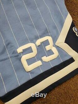 Nike Air Jordan NRG UNC North Carolina Tarheels Fleece Shorts CD0133 448 Size L