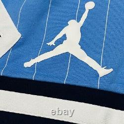 Nike Air Jordan NRG UNC North Carolina Tarheels Fleece Shorts CD0133 XXL 2XL