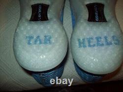 Nike Air Jordan UNC North Carolina Tar Heels Flight Speed Size 11 AA1253 406