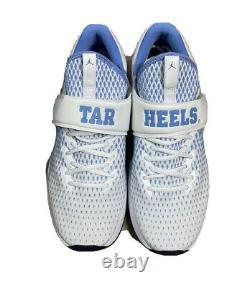 Nike Air Jordan UNC North Carolina Tar Heels Golf Shoes Golf Spikes Size 9.5