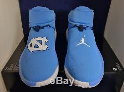 Nike Air Jordan Why Not Zero. 1 UNC North Carolina Tar Heels SZ 10.5 (AA2510-402)