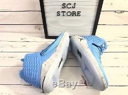 Nike Air Jordan XXXII 32 UNC TARHEELS NC University Blue AA1253-406 Size 10.5
