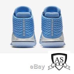 Nike Air Jordan XXXII 32 UNC TARHEELS NC University Blue, AA1253 406 Size 15 NEW