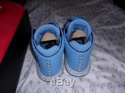 Nike Air Jordan XXXII 32 UNC TARHEELS North Carolina University Blue AA1253-406