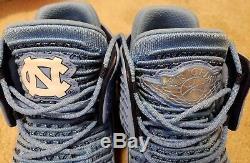 Nike Air Jordan XXXII 32 UNC Tar Heels Color University Blue AA1253 size 10.5