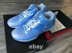 Nike Air Jordan XXXI 31 Low UNC Tarheels, Men Size 10, 897564-407