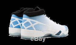 Nike Air Jordan XXX 30 UNC TarHeels Retro University Baby Blue SZ 14 811006-107