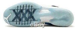 Nike Air Jordan XXX 30 UNC Tar Heels Blue Basketball Shoes Kicks 14 Mens 811006