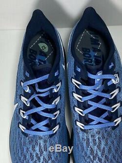 Nike Air Zoom Pegasus 36 Size 12.5 Mens UNC Tar Heels CI2084-400
