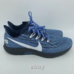 Nike Air Zoom Pegasus 36 Size 8.5 Mens UNC Tar Heels CI2084-400 XXX