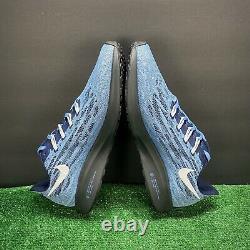 Nike Air Zoom Pegasus 36 UNC Tar Heels Blue White Navy CI2084-400 Men's Size 9