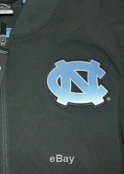 Nike Elite UNC North Carolina Tar Heels Showtime Jumpman Full Zip Jacket L Mens