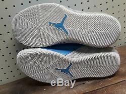 Nike Jordan Westbrook Why Not Zero. 1 UNC Carolina Tarheels Sz 13 NEW AA2510 402