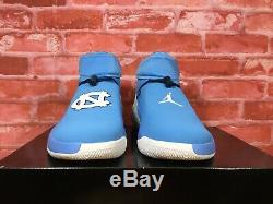 Nike Jordan Why Not Zer0.1 Unc University Blue Tarheels Aa2510-402 Men Size 10.5
