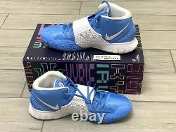 Nike Kyrie 6 TB (Mens Size 13.5) Basketball Shoes CW4142 UNC Baby Blue