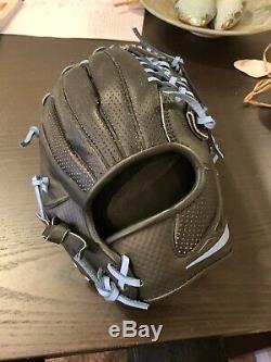 Nike MVP Select Baseball Glove 11.75 North Carolina Tar Heels UNC Team Issue
