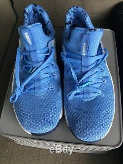 Nike Men's Sz 10 UNC North Carolina Tar Heels Free TR 8 College AR0407-400
