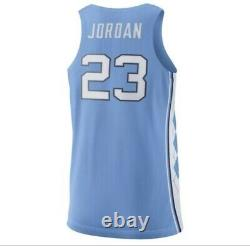 Nike Mens Jordan Unc North Carolina Tar Heels #23 Jersey 2xl Brand New Nwt