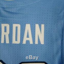 Nike Mens UNC North Carolina Tar Heels Jersey Stitched Michael Jordan 23 Blue