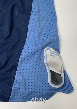 Nike North Carolina Tar Heels UNC Sewn Jordan 1982 Retro Shorts M