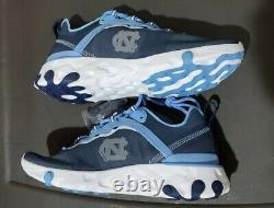 Nike React Element 55 UNC North Carolina Tarheels CK4852-400 Women's 8 Men's 6.5