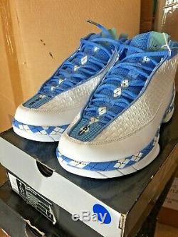 Nike Retro Air Jordan XV SE UNC Sz 9 325835 101 Tarheels XI IV PE
