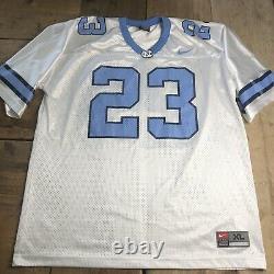 Nike Team North Carolina UNC Tar Heels Football Jersey #23 Size XL 2003