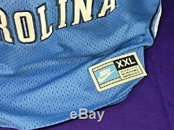 Nike UNC North Carolina Tarheels #30 Rasheed Wallace Knit Jersey Sz. XXL