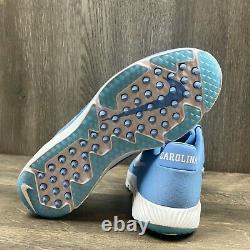 Nike UNC Tar Heels Turf Shoes Men's Sz 11 North Carolina Alpha Huarache Elite 2