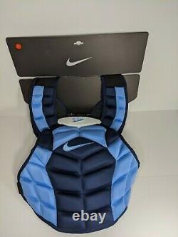 Nike Vapor Catcher's Chest Protector Baseball Softball UNC TARHEELS 15 unisex