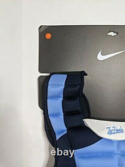Nike Vapor UNC Tarheels Catchers Chest Protector Baseball/Softball Size17¨ Blue