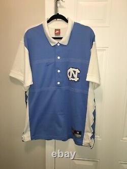 Nike Vintage Unc North Carolina Tarheels Basketball Team Jersey Shooter Shirt-m