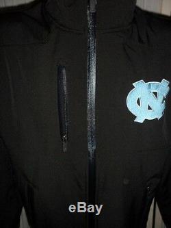 North Carolina Tar Heels'UNC' Crossfit Softshell Jacket Medium Free Ship