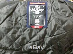 North Carolina Tar Heels'UNC' Kick Off Jacket XL Free Shipping