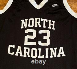 North Carolina UNC Tar Heels Michael Jordan Nike Swingman NCAA Basketball Jersey