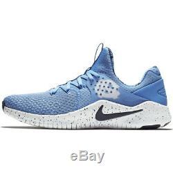 North Carolina UNC Tar Heels Nike Free Trainer V8 TR8 Shoes NCAA Sneakers Size