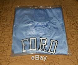 Phil Ford Signed Autographed Unc Tar Heels Jersey Inscribed 78 POY PSA