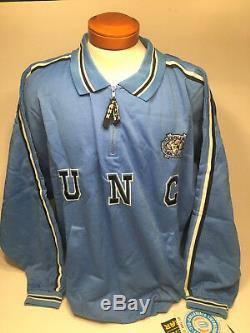 RARE VTG 1984 North Carolina UNC Tar Heels Sweatshirt & Pants New With Tags XXL