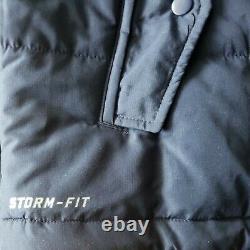 Rare Carolina UNC Tar Heels Nike Team Winter Coat Jacket 2XL XXL Insulated
