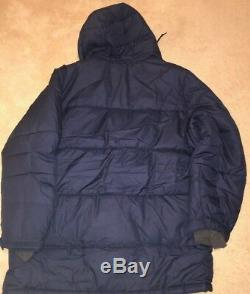 Rare Carolina UNC Tar Heels Nike Winter Coat Jacket 2XL XXL NWOT Insulated