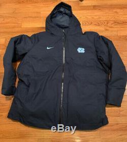 Rare Carolina UNC Tar Heels Nike Winter Coat Jacket 4XL NWOT Insulated