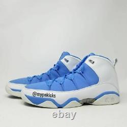 Rare Jordan 9.5 Team SAMPLE UNC Tarheels PE Sz 14 Player Exclusives Shoes