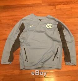 Rare Nike Men's North Carolina UNC Tar Heels Storm-Fit Jacket NWOT XL