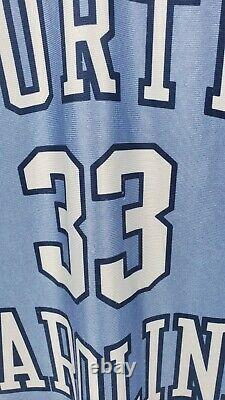 Rare Vintage 1990s Team Nike UNC Tarheels #33 Antawn Jamison Jersey Size XXL