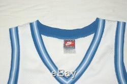 Rare Vintage Nike UNC North Carolina Tar Heels Vince Carter Basketball Jersey