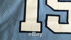 Rare Vintage Nike UNC North Carolina Tar Heels Vince Carter Stitched Jersey 44