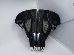 Size 9 Jordan 5 Retro LS UNC 2006 DS BNIB Tarheels 314259-041 University Blue