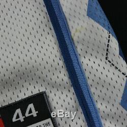 Team Issue North Carolina Tar Heels Nike 44 Michael Brooker Jersey 1996-97 UNC